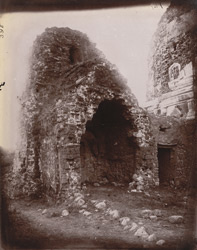 Old ruined temple at Katas, Jhelum District